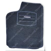 Ковры внутрисалонные ворсовые комплект 4шт. для ВАЗ 2101-07 (Tuning)