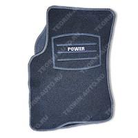 Ковры внутрисалонные ворсовые комплект 4шт. для ВАЗ 21230 (Power)