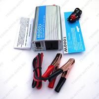 Автомобильный преобразователь напряжения +USB-выход (инвертор -12V/∼220V) Модель 1000W