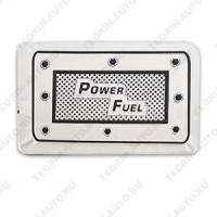 Наклейка (накладка) на крышку бензобака для ВАЗ 2101-07