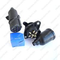 Разъём прицепного устройства (пластик) 24V (N-Type, S-Type)