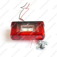 Подсветка гос.номера LED (4)